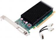 Видеокарта PNY Nvidia GeForce QUADRO NVS 300 DP GDDR3 512 Мб (VCNVS300X16DP-PB)