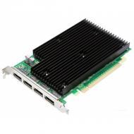���������� PNY Nvidia GeForce QUADRO NVS 450 GDDR3 512 �� (VCQ450NVSX16VGA-PB)