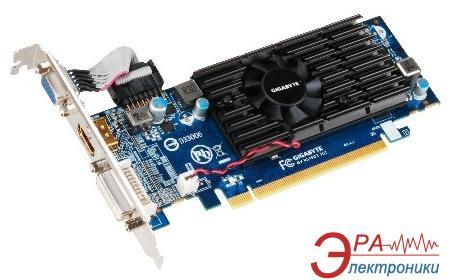 Видеокарта Gigabyte ATI Radeon HD 5450 GDDR3 1024 Мб (GV-R545D3-1GI) (GVR545D3GI-00-G)