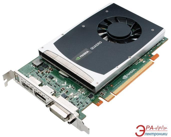 Видеокарта PNY Nvidia GeForce QUADRO 2000 EXP GDDR5 1024 Мб (VCQ2000-PB)
