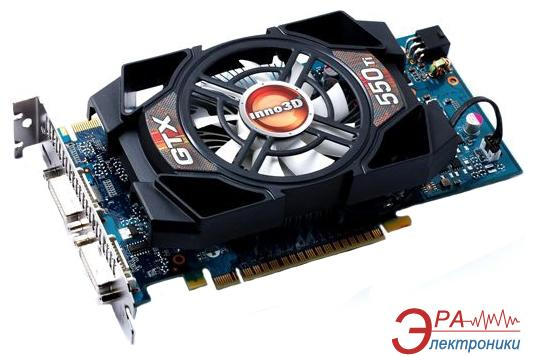Видеокарта Inno3D Nvidia GeForce GTX 550 Ti GDDR5 2048 Мб (N550-1DDN-E5GW)
