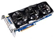 Видеокарта Gigabyte ATI Radeon HD6970 WindForce 3x GDDR5 2048 Мб (GV-R697OC-2GD)