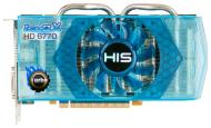 Видеокарта HIS ATI Radeon HD6770 IceQ X Turbo GDDR5 1024 Мб (H677QNT1GD)