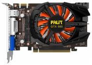 Видеокарта Palit Nvidia GeForce GTX560 OC GDDR5 1024 Мб (NE5X560THD02-1143F) (GFGTX560OC/1G/D5)