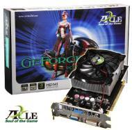 Видеокарта Axle Nvidia GeForce 9800GT GDDR3 1024 Мб