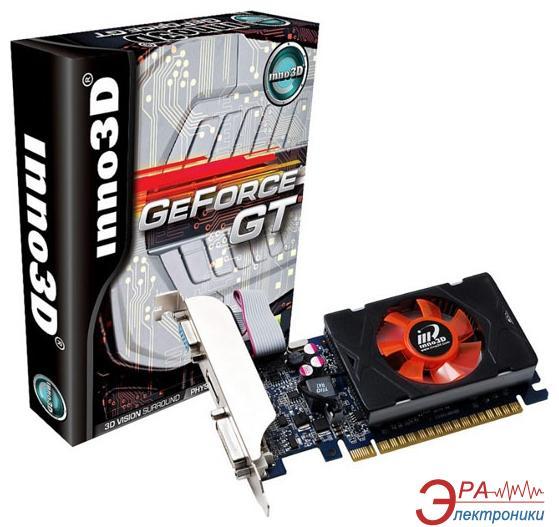 Видеокарта Inno3D Nvidia GeForce GT 520 GDDR3 2048 Мб (N520-3DDV-E3BX)