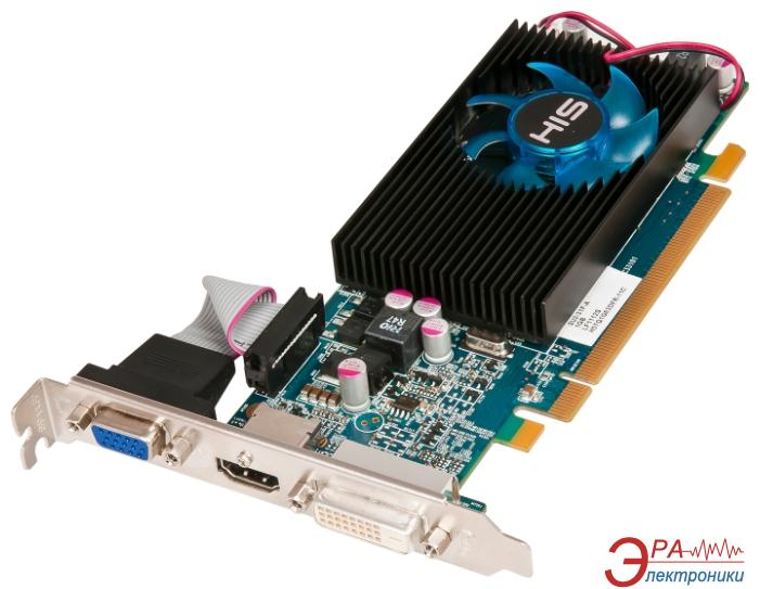 Видеокарта HIS ATI Radeon HD 6570 GDDR3 1024 Мб (H657FO1G)