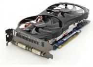 Видеокарта Gigabyte Nvidia GeForce GTX 560 WindForce 2x GDDR5 1024 Мб (GV-N56GOC-1GI)