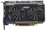 Видеокарта MSI ATI Radeon HD 7750 GDDR5 1024 Мб (R7750-PMD1GD5/OC)