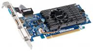 ���������� Gigabyte Nvidia GeForce 210 GDDR3 1024 �� (GV-N210D3-1GI 1.0A) (GVN210D3GI-00-G)