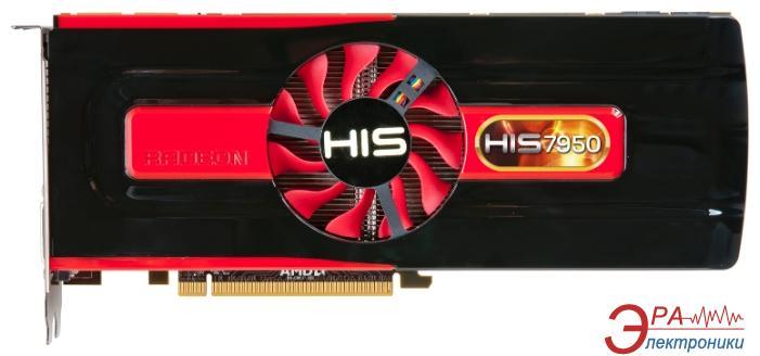 Видеокарта HIS ATI Radeon HD 7950 GDDR5 3072 Мб (H795F3G2M)