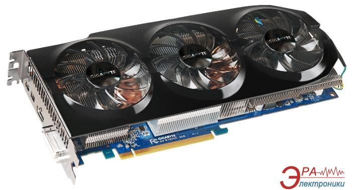 Видеокарта Gigabyte ATI Radeon HD 7970 GDDR5 3072 Мб (GV-R797OC-3GD) (GVR797O3GD-00-G)