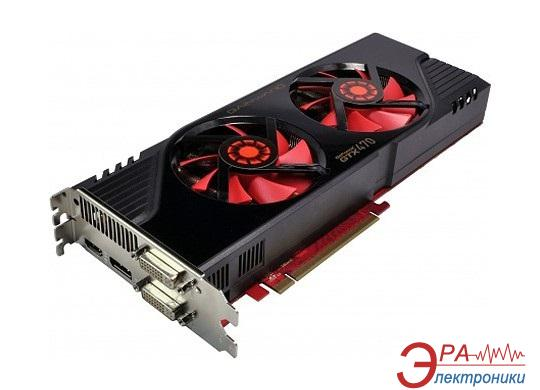 Видеокарта Gainward Nvidia GeForce GTX 470 GDDR5 1280 Мб (426018336-1077) bulk