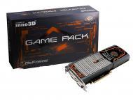 Видеокарта Inno3D Nvidia GeForce GTX 570 i-Chill GDDR5 1280 Мб (G57V-1DDN-J5KWX)