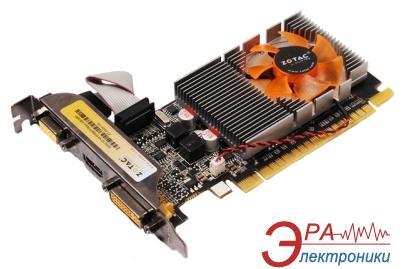 Видеокарта Zotac Nvidia GeForce GT 520 SYNERGY GDDR3 2048 Мб (ZT-50605-10L)