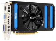 Видеокарта MSI Nvidia GeForce GTX 550 Ti GDDR5 1024 Мб (N550GTX-Ti-MD1GD5) (602-V236-Z32)