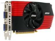 Видеокарта MSI Nvidia GeForce GTS 450 GDDR5 1024 Мб (N450GTS-M2D1GD5) (602-V809-Z21)