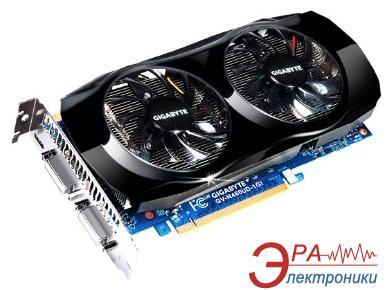 Видеокарта Gigabyte Nvidia GeForce GTX460 GDDR5 1024 Мб (GV-N460UD-1GI)