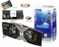Видеокарта HIS ATI Radeon HD 7970 IceQ x2 Turbo GDDR5 3072 Мб (H797QMT3G2M)