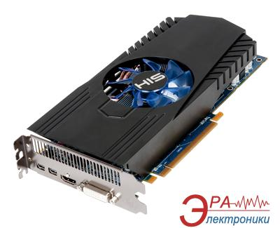 Видеокарта HIS ATI Radeon HD 7870 Fan GDDR5 2048 Мб (H787F2G2M)