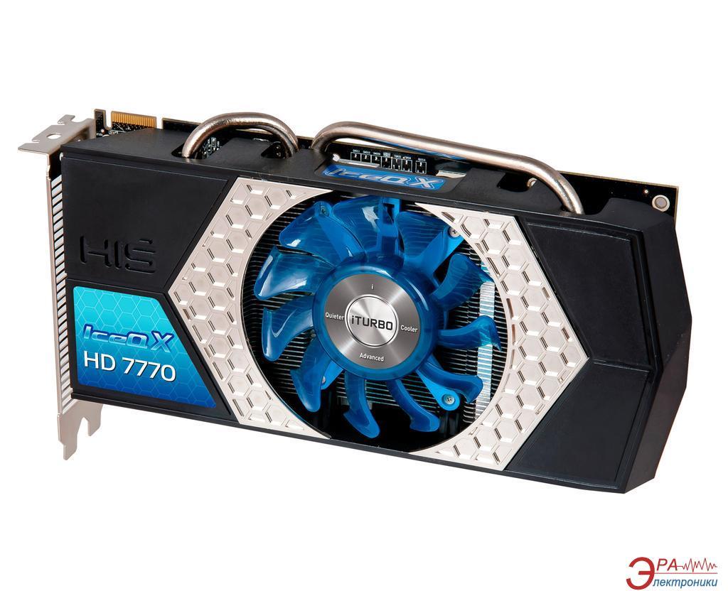 Видеокарта HIS ATI Radeon HD 7770 IceQ X GDDR5 1024 Мб (H777QN1G2M)
