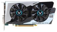 Видеокарта Sapphire ATI Radeon HD 7770 VAPOR-X cooling Overclocking GDDR5 1024 Мб (11201-05-20G)
