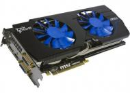 Видеокарта MSI Nvidia GeForce GTX 580 TWIN FROZR 3 Power Overclocked GDDR5 1536 Мб (N580GTX TWIN FROZR III 15D5 POWER EDITION/OC)