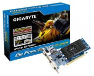 Видеокарта Gigabyte Nvidia GeForce 210 GDDR3 512 Мб (GV-N210TC-512I)