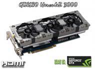 Видеокарта Inno3D Nvidia GeForce GTX 680 i-Chill Herculez 3000 GDDR5 2048 Мб (C68V-1SDN-E5DSX)