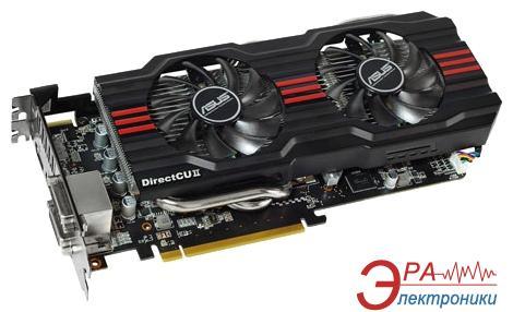 Видеокарта Asus ATI Radeon HD7870 GDDR5 2048 Мб (HD7870-DC2TG-2GD5-V2)