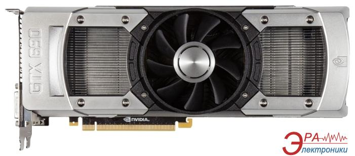 Видеокарта MSI Nvidia GeForce GTX 690 GDDR5 4096 Мб (N690GTX-P3D4GD5) (602-V801-Z59)