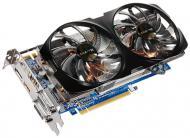 Видеокарта Gigabyte Nvidia GeForce GTX 670 GDDR5 2048 Мб (GV-N670WF2-2GD) (GVN670W22D-00-G)