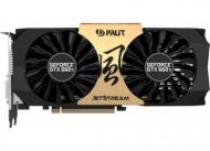 Видеокарта Palit Nvidia GeForce GTX 660 Ti GDDR5 2048 Мб (NE5X66TH1049-1043J)