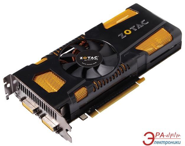 Видеокарта Zotac Nvidia GeForce GTX 560 OC GDDR5 1024 Мб (ZT-50703-10M)