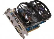 Видеокарта Gigabyte Nvidia GeForce GTX 660 Ti GDDR5 2048 Мб (GV-N66TOC-2GD)