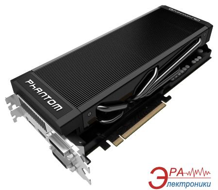 Видеокарта Gainward Nvidia GeForce GTX 680 Phantom GDDR5 4096 Мб (4260183362524)
