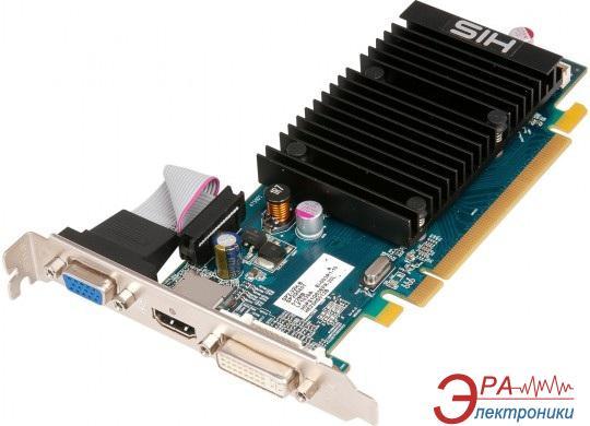 Видеокарта HIS ATI Radeon HD 5450 Silence GDDR3 1024 Мб (H545HR1G)
