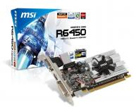 Видеокарта MSI ATI Radeon HD 6450 low profile GDDR3 1024 Мб (R6450-MD1GD3/LP V2)