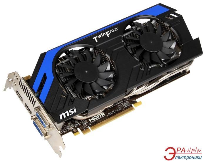 Видеокарта MSI Nvidia GeForce GTX 670 GDDR5 2048 Мб (N670-PE-2GD5)