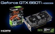 Видеокарта Inno3D Nvidia GeForce GTX 660 Ti Herculez 2000 GDDR5 2048 Мб (N660-1SDN-E5GS)