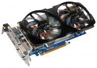 Видеокарта Gigabyte Nvidia GeForce GTX 660 Ti GDDR5 2048 Мб (GV-N66TWF2-2GD)