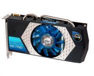 Видеокарта HIS ATI Radeon HD 7750 IceQ X Turbo GDDR5 1024 Мб (H775QNT1G2M)