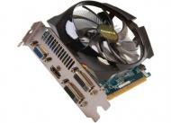 Видеокарта Gigabyte Nvidia GeForce GTX 650 GDDR5 1024 Мб (GV-N650OC-1GI)