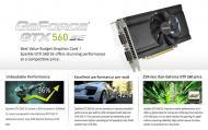 ���������� SPARKLE Nvidia GeForce GTX 560 SE GDDR5 1024 �� (SX560SE1024AD)