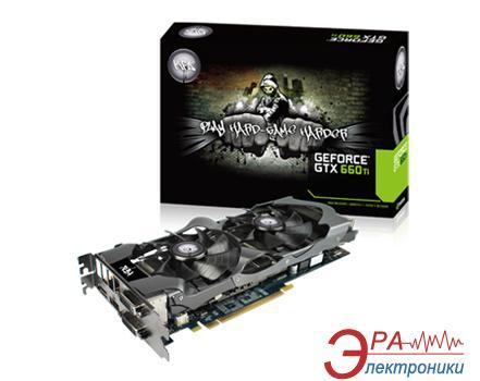 Видеокарта KFA2 Nvidia GeForce GTX 660 Ti EX OC GDDR5 2048 Мб (66NPH7DV6VXZ)