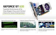 Видеокарта SPARKLE Nvidia GeForce GT 620 GDDR3 1024 Мб (SX620L1024HC)