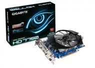 Видеокарта Gigabyte ATI Radeon HD 7750 GDDR3 2048 Мб GV-R775OC-2GI (GVR775O2GI-00-G)