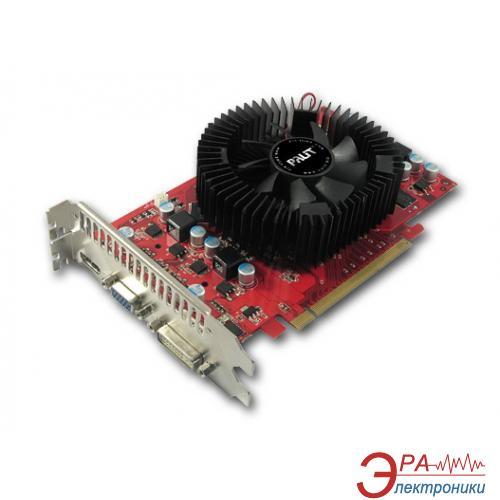 Видеокарта Palit Nvidia GeForce 9800GT GDDR3 1024 Мб (NE39800TFHD02)