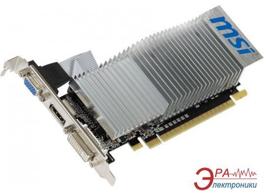 Видеокарта MSI Nvidia GeForce GT 210 GDDR3 1024 Мб (N210-MD1GD3H/LP)