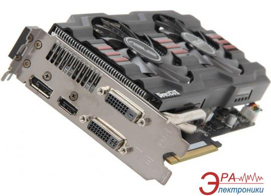 Видеокарта Asus ATI Radeon HD 7870 GDDR5 2048 Мб (HD7870-DC2-2GD5-V2)